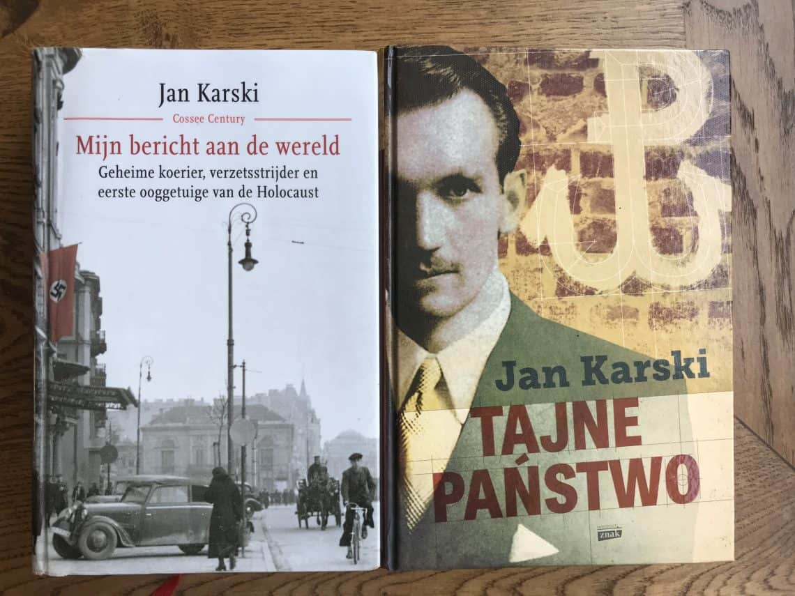 Poolse boeken en auteurs