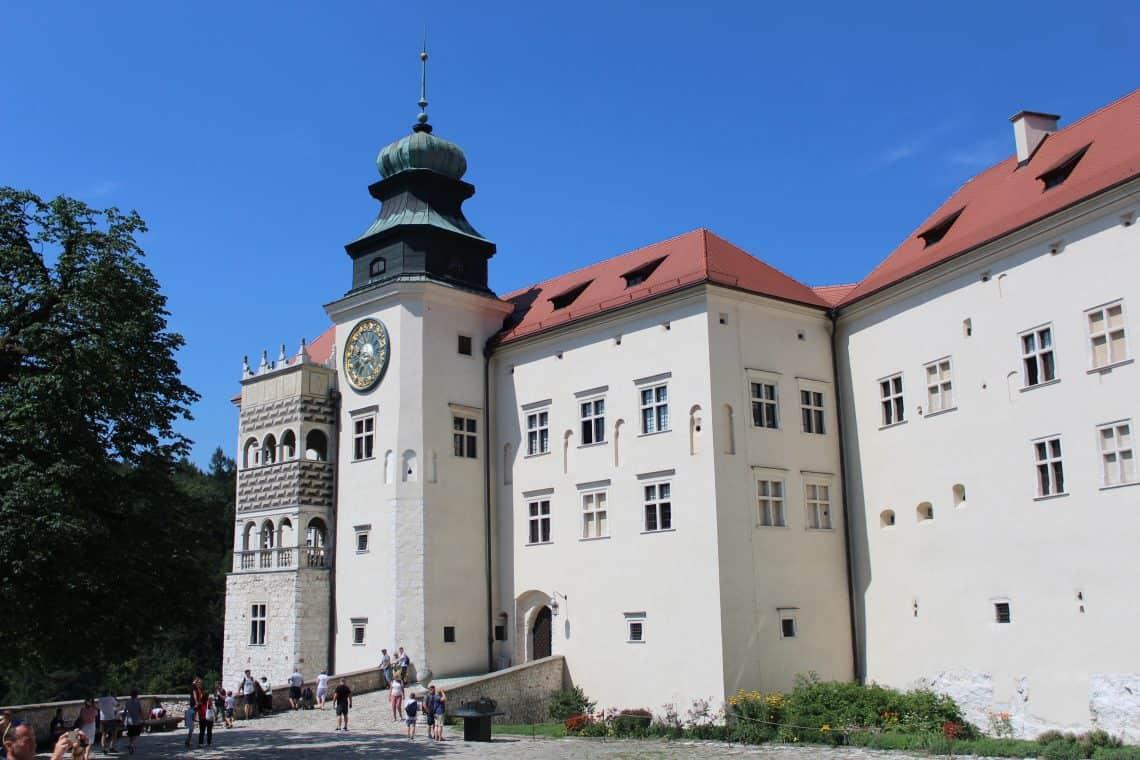 Mooie kastelen in Polen