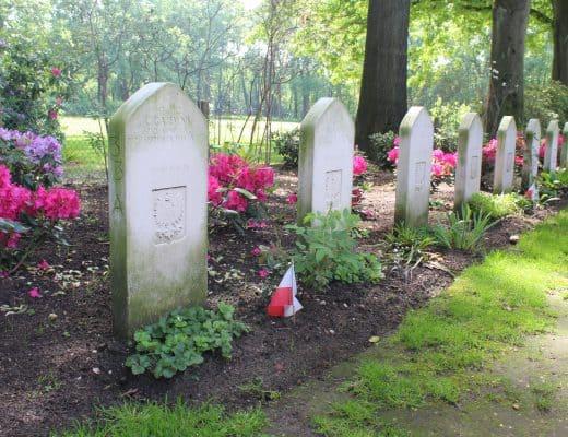 Begraafplaats van de Poolse soldaten