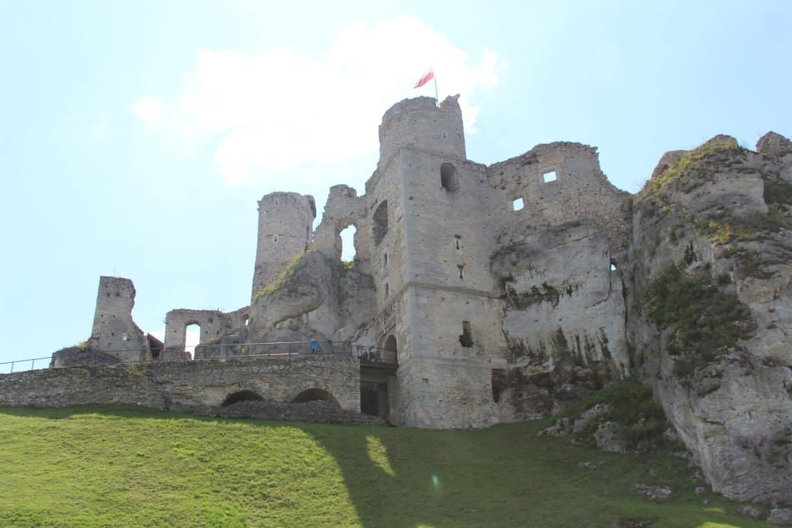 kastelen in Polen