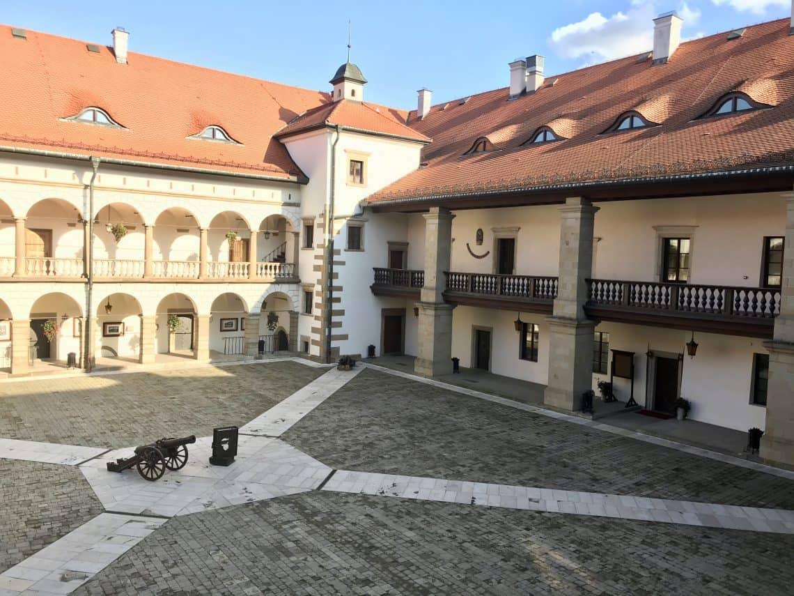 Zamek Niepolomice