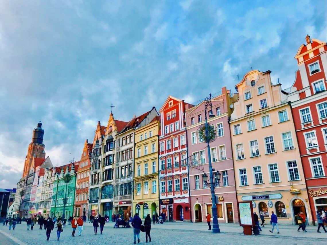 rondreis route Zuid-Polen