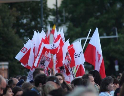 weekend in Warschau