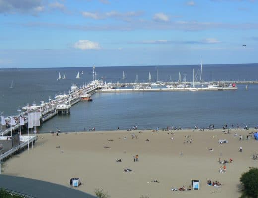 Stedentrip Sopot