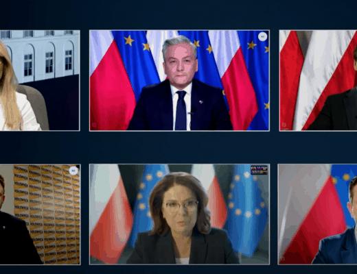 Online debat presidentsverkiezingen