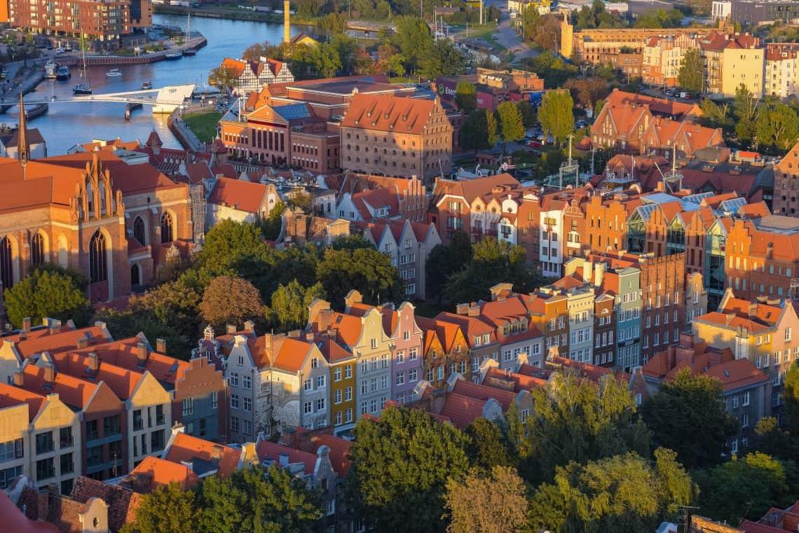 stedentrip Gdansk Polen
