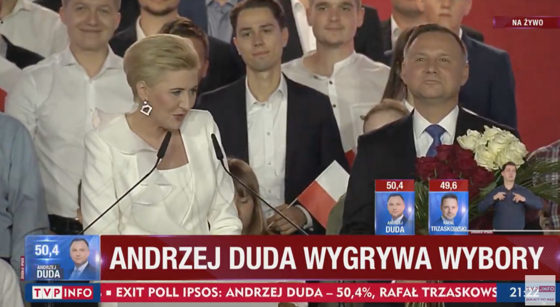 Presidentsverkiezingen in Polen