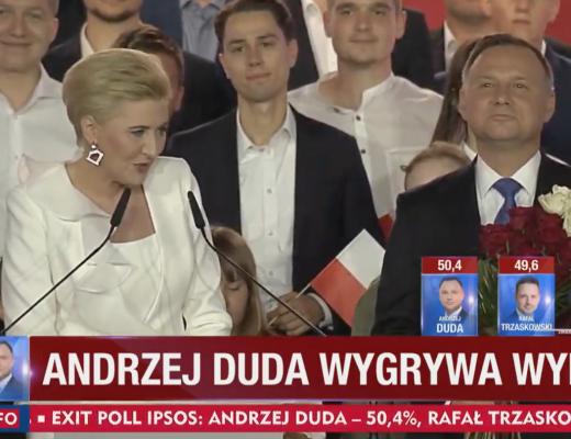 Presidentsverkiezingen in Polen